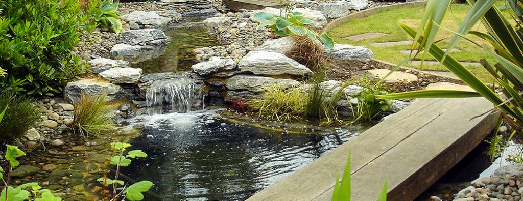 ландшафт водоема в Костроме