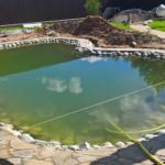 строительство пруда в калуге