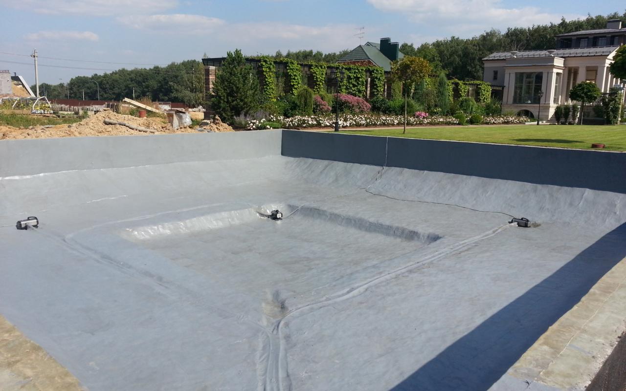 Строительство пруда для разведения рыбы Одинцовский район