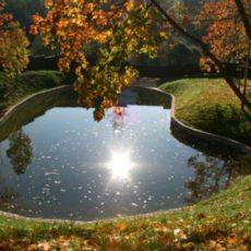 Искусственный пруд. Осенние хлопоты и консервация на зиму