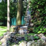 водопад строительство